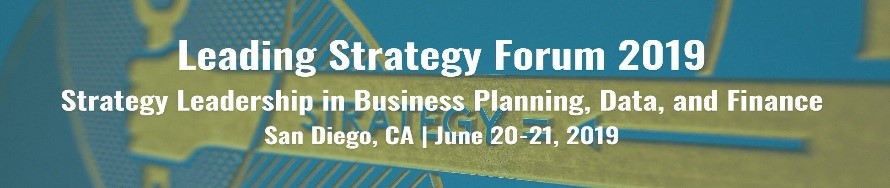 leading strategy forum 2019